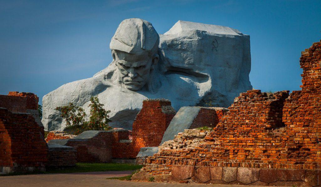 Брестская крепость Беларусь