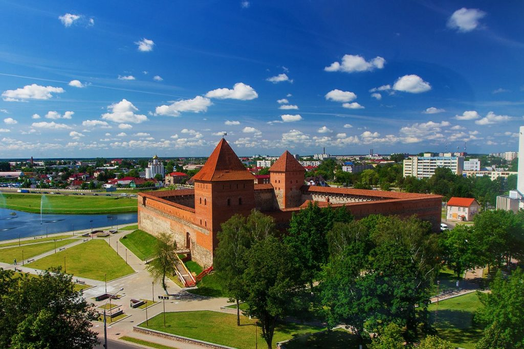 Лидский замок Беларусь