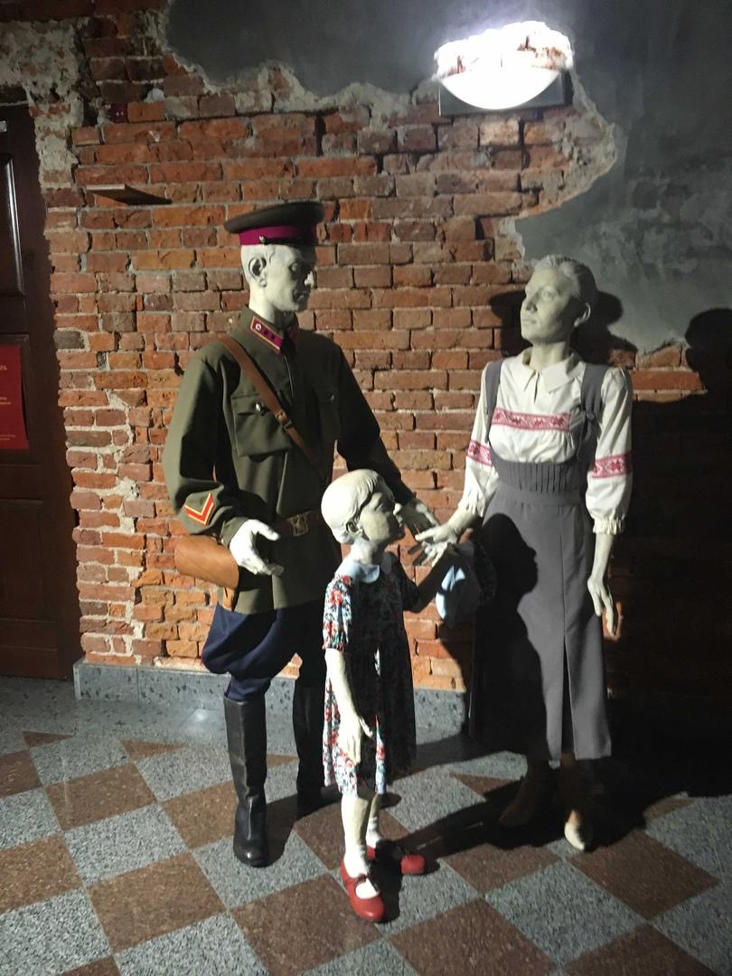 экскурсии и трансфер в Брестскую крепость
