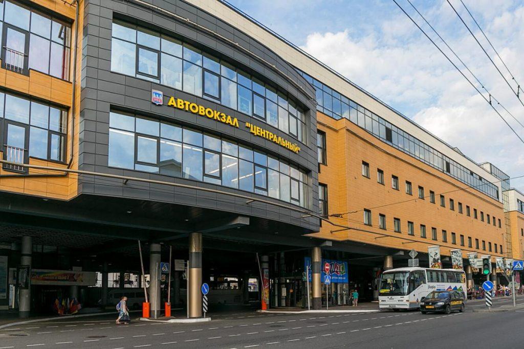 Как добраться из аэропорта до автовокзала Центральный в Минске такси