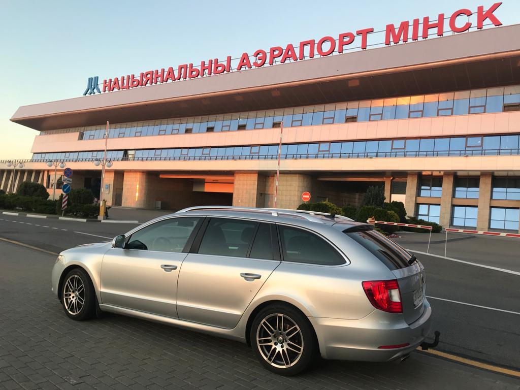 Такси универсал Минск с большим багажником