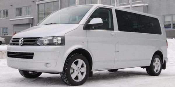 minivan in Minsk